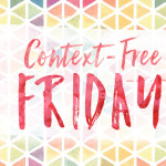 context-free-friday